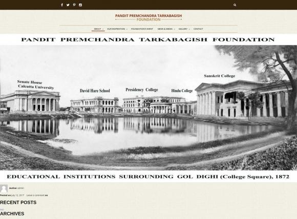 Pandit Premchandra Tarkabagish Foundation