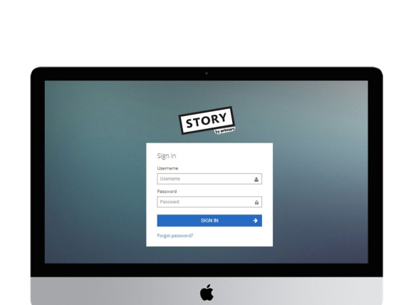 story desk